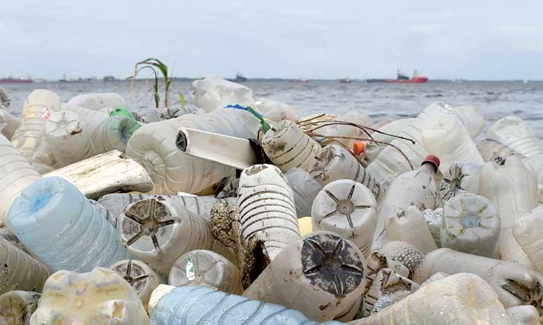 Les fleuves déversent 2,41 millions de tonnes de plastique par an