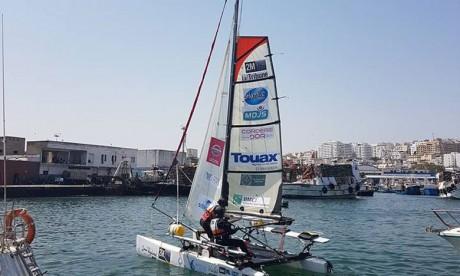 Le duo Mehdi Rouizem-Hicham Aarchi s'attaque à l'Atlantique
