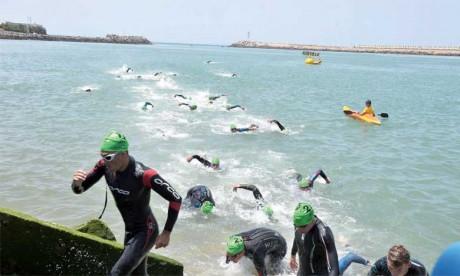 Première édition du triathlon  de Mohammedia le 23 juillet