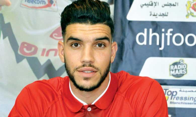 Walid Azaro a paraphé un bail de 4 ans avec Al Ahly, selon le site officiel du club cairote.
