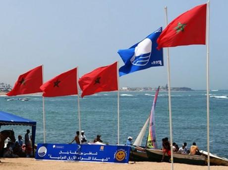 Plus de 97% des eaux de baignade marocaines sont conformes aux normes de qualité