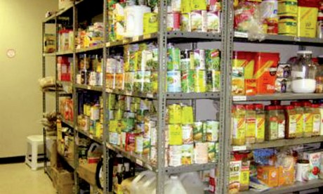 Saisie de 6 tonnes de produits  alimentaires avariés