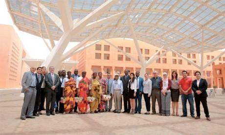 L'Université Mohammed VI Polytechnique  s'engage avec les Ivoiriens