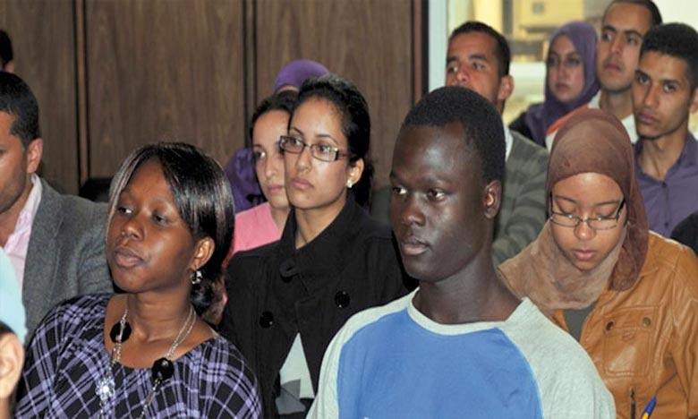 Les bourses accordées aux étudiants sénégalais inscrits dans les établissements de l'enseignement supérieur du Royaume passeront de 100 à 150 places pour la prochaine rentrée académique. Ph : DR
