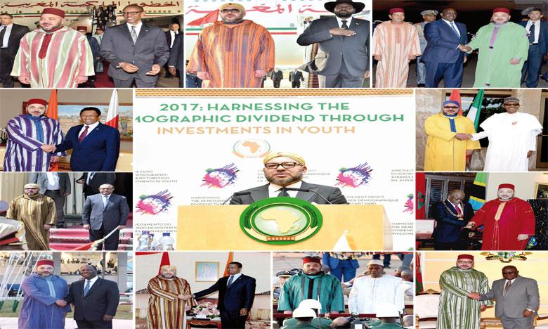 Donner le leadership à l'Afrique