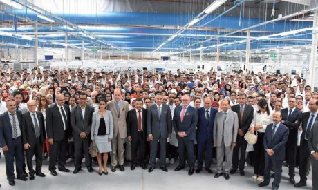 Une 3e usine marocaine pour Faurecia en 2018