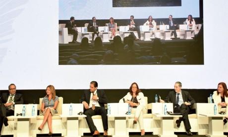 Le troisième panel du MTF avait pour thème «Digitalisation: Quand entrepreneuriat social rime  avec innovation numérique».