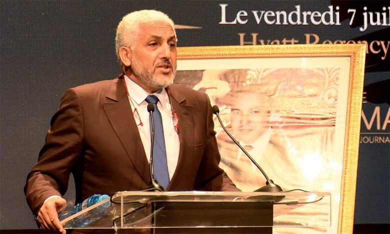 Jamal Belahrach,  vice-président de la CGEM et président de la Fondation Zakoura