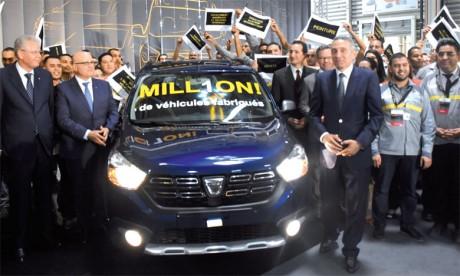 La belle saga du Groupe Renault Maroc