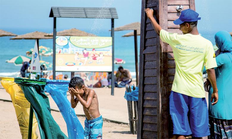 La station de Saïdia Med, premier port  de plaisance lauréat du «Pavillon bleu»