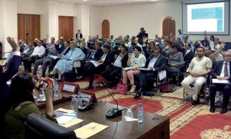 Le Conseil de la région approuve plusieurs projets de convention de partenariat