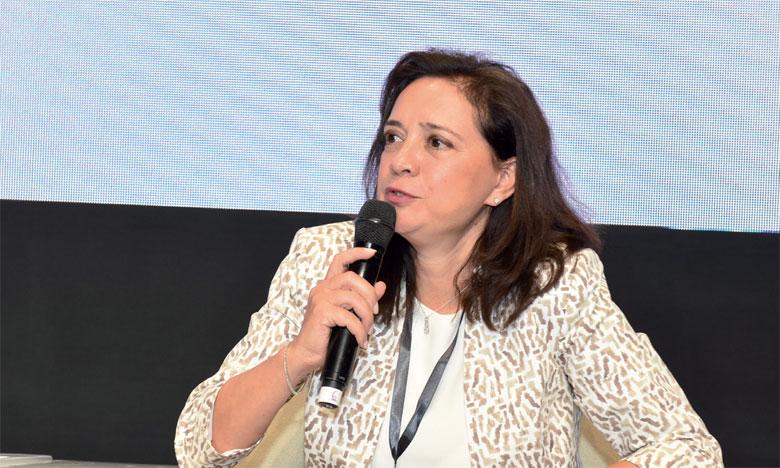 Leïla Mamou.Ph. Saouri