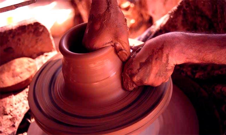 Remise des certificats d'obtention du label «Morocco Handmade»