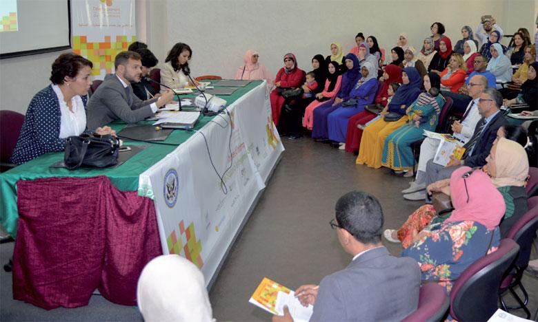 Lancé en 2015, le projet «Femmes pour la croissance» s'est donné comme objectif général d'appuyer, au Maroc, le développement de micro entreprises dirigées par des femmes.