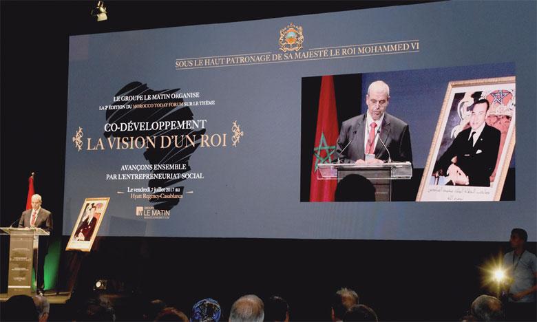 la séance d'ouverture a été marquée par la présence de ministres, de diplomates, du wali de la région Casablanca-Settat, du maire de la ville blanche et de plusieurs autres personnalités du monde politique, économique et culturel.Ph. Seddik