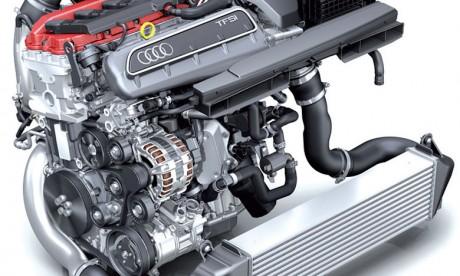 Le 2.5 TFSI d'Audi sacré une nouvelle fois dans sa catégorie