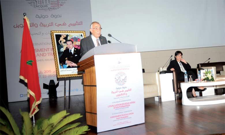 Les secteurs ministériels chargés de l'enseignement exposent leurs plans d'action pour la mise en œuvre de la réforme