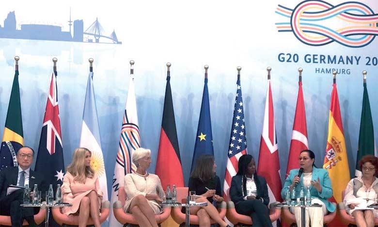 La Présidente de la CGEM appelle à l'intégration des femmes entrepreneurs dans la quatrième révolution industrielle