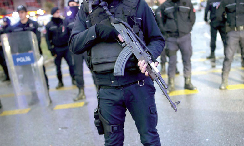 La Turquie a été frappée depuis deux ans  par plusieurs attentats d'envergure attribués ou revendiqués par l'EI.                                               Ph. AFP