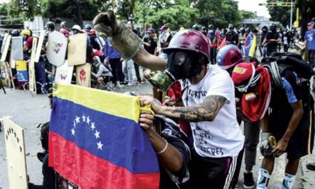 Grève générale de 48 heures contre la Constituante de Maduro