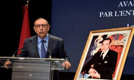Youssef Amrani, chargé de mission au Cabinet royal