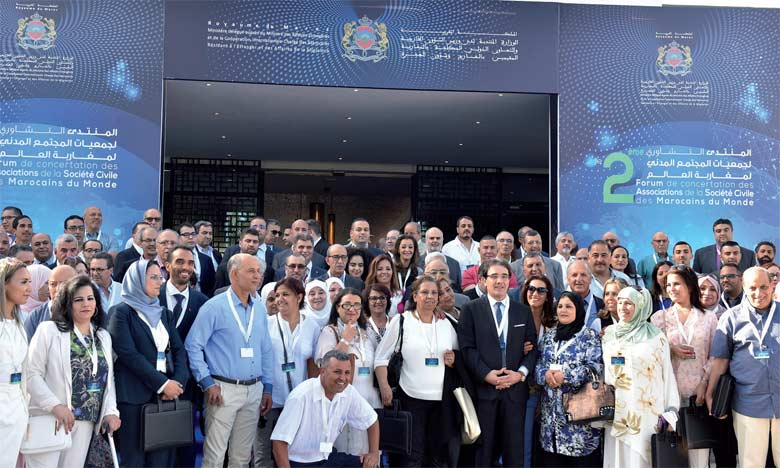 Les ONG des MRE, acteurs incontournables dans  l'identification des solutions aux problèmes de la diaspora