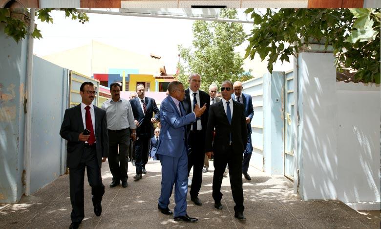 Hassad : «L'école publique prête à accueillir la rentrée scolaire dans de bonnes conditions»