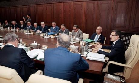 Cinq nominations aux hautes fonctions approuvées