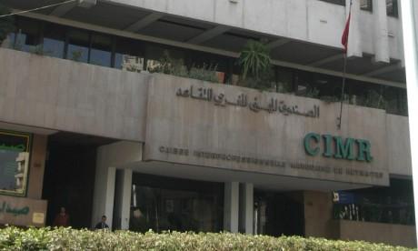 La CIMR procèdera au versement des pensions dès lundi