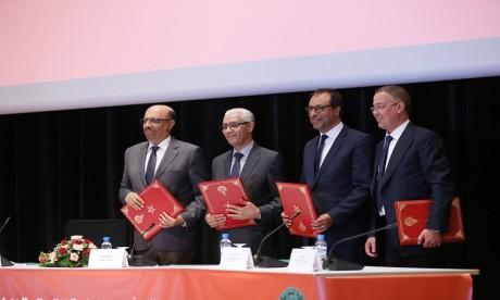 Nouveau partenariat pour la mise à niveau des infrastructures sportives