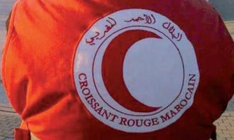 Des équipements pour le Croissant-Rouge à Sefrou