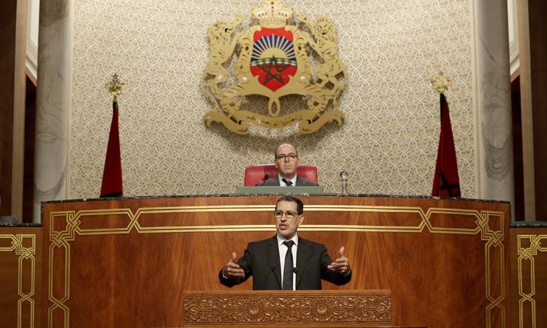 El Othmani : «Les MRE contribuent de manière qualitative au soutien de l'économie nationale»