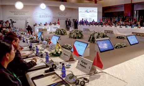 Les ministres des Affaires étrangères  de l'OCI louent les efforts de S.M. le Roi pour la défense d'Al-Qods