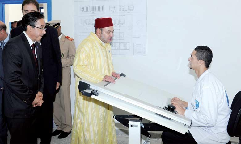 La Fondation Mohammed VI pour la réinsertion des détenus, une seconde chance pour les jeunes prisonniers