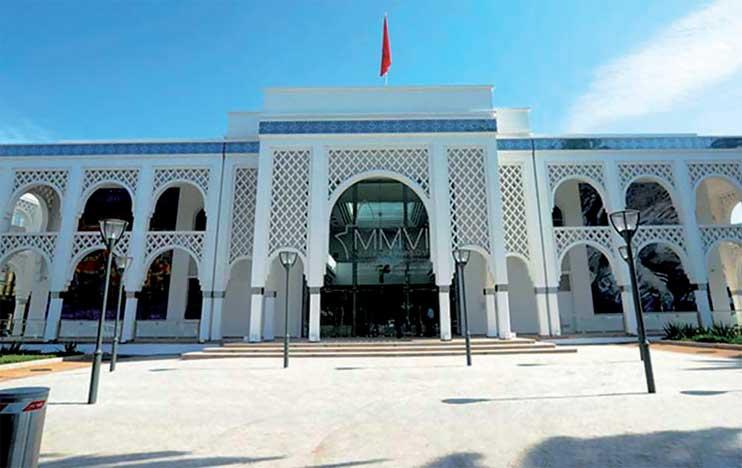 Le Musée Mohammed VI d'art moderne  et contemporain célèbre l'art méditerranéen