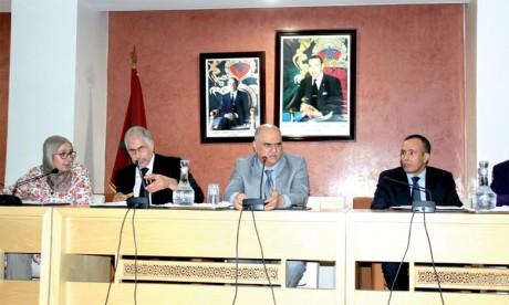 Le comité préfectoral de l'INDH adopte  15 projets de plus de 92 millions de dirhams