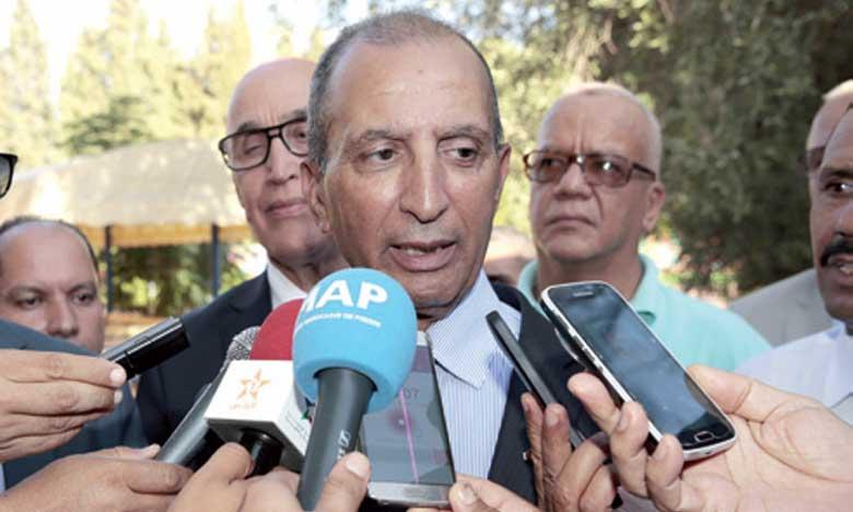 Mohamed Hassad : L'école publique prête à accueillir la rentrée scolaire dans de bonnes conditions