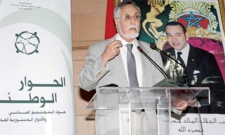 Moulay Ismaïl Alaoui.     Ph. MAP