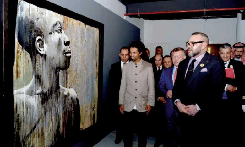 Un haut lieu de l'art et de la culture au cœur de Rabat