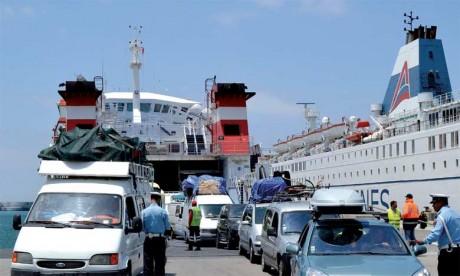 2,20 millions de MRE ont regagné le Maroc du 5 juin  au 14 août
