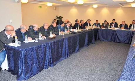 La commission de préparation de l'AGE passe à l'acte