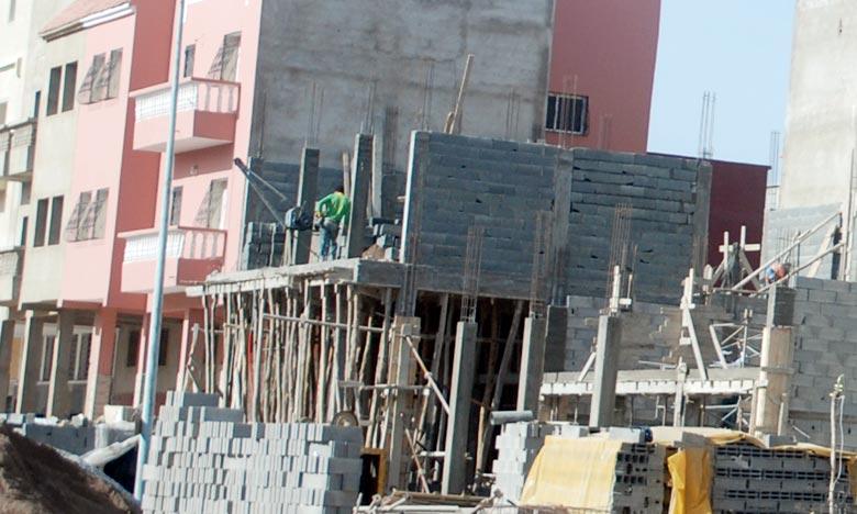 Forte progression du marché du ciment en juin