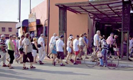Les marchés étrangers soutiennent  à nouveau le tourisme