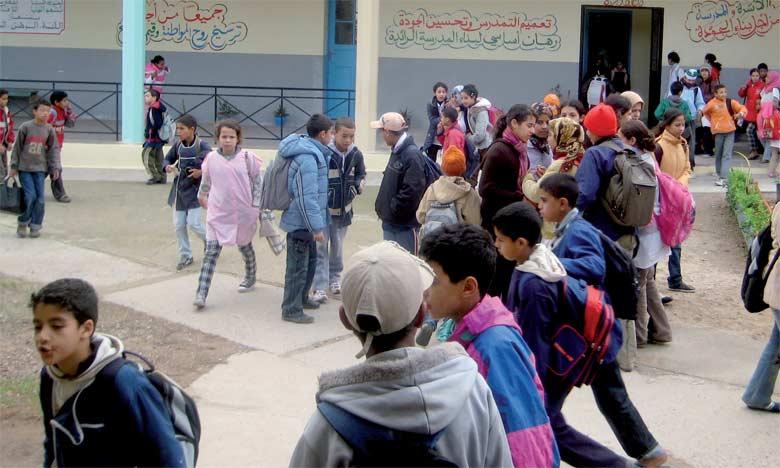 Plus de 116.000 élèves regagneront les bancs  de l'école durant l'actuelle rentrée scolaire