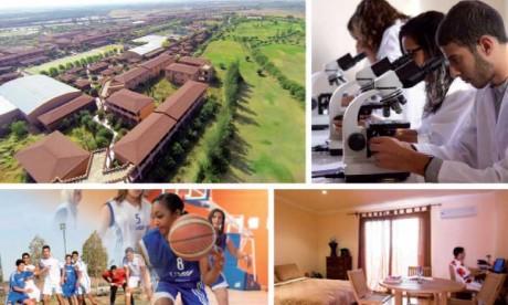 «Choisir l'UPM, c'est avoir le meilleur de l'université  avec le fonctionnement d'une Grande école»
