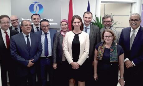 La BERD veut accompagner le développement des PME et les TPE