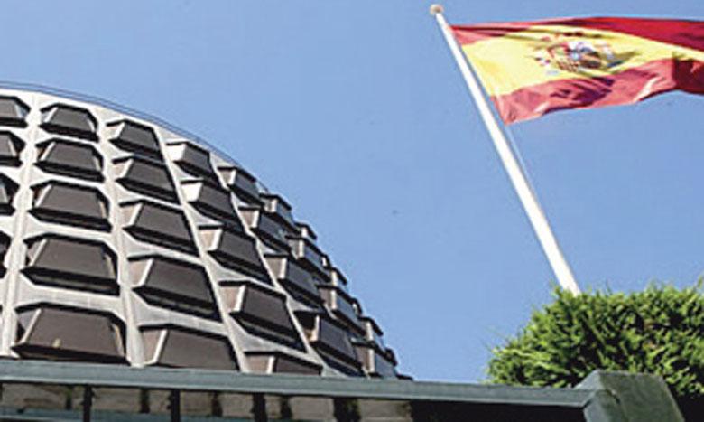 La Cour constitutionnelle a admis le recours d'inconstitutionnalité présenté par le gouvernement  central contre la loi de rupture avec l'Espagne.