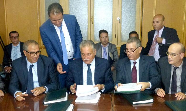 M. Benabdellah a indiqué que cette initiative a pour objectif d'élaborer des versions régionales et provinciales du programme.