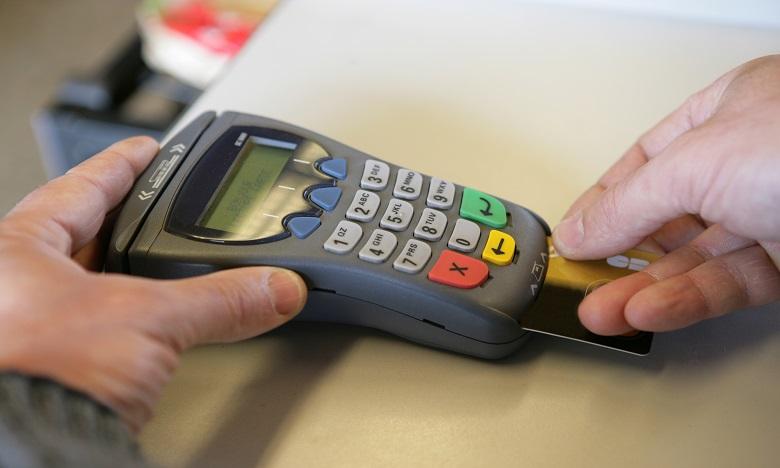 1.026.875 cartes bancaires marocaines ont été actives en paiement durant le mois d'août 2017 sur les TPE et sites facturiers et marchands affiliés au CMI. Ph. Fotolia