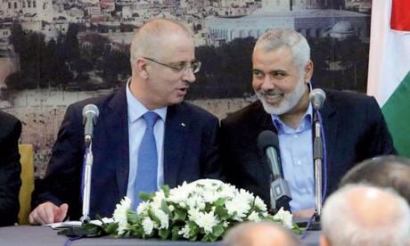 Le Premier ministre palestinien prochainement à Gaza